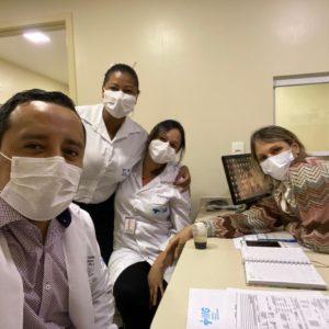 Cirurgia Plástica com Fisioterapia Respiratória e Motora Intra Hospitalar