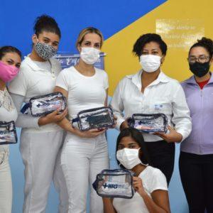HIG promove ações na semana da enfermagem